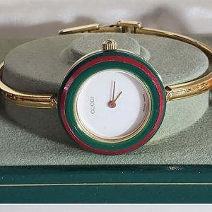 Gucci Vintage Bezel Watch